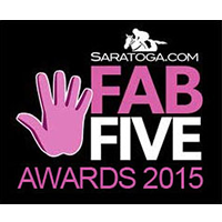 Saratoga.com Fab Five Awards 2015